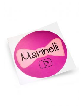 Marinelli logo sticker